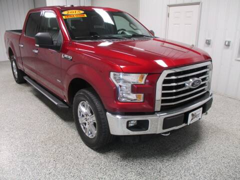 2015 Ford F-150 for sale at LaFleur Auto Sales in North Sioux City SD