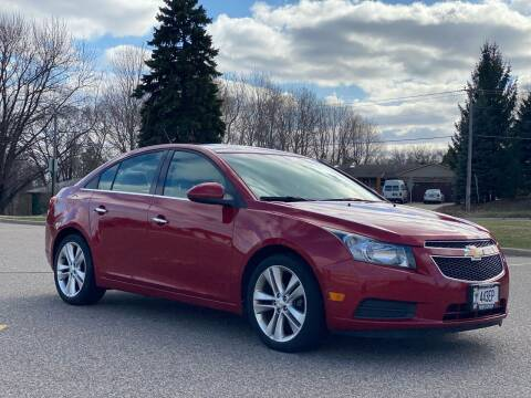 2011 Chevrolet Cruze for sale at Tonka Auto & Truck in Mound MN