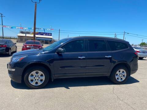 2016 Chevrolet Traverse for sale at First Choice Auto Sales in Bakersfield CA