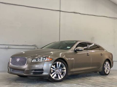 2011 Jaguar XJL for sale at AZ Auto Gallery in Mesa AZ