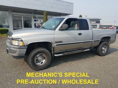 1998 Dodge Ram Pickup 2500 for sale at Karmart in Burlington WA