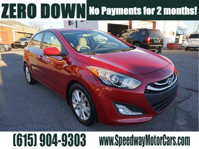 2014 Hyundai Elantra GT for sale at Speedway Motors in Murfreesboro TN