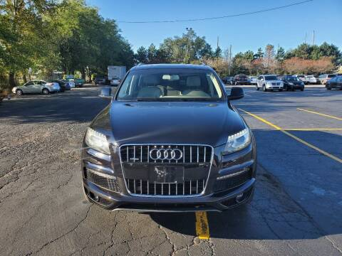 2011 Audi Q7 for sale at Discount Auto World in Morris IL