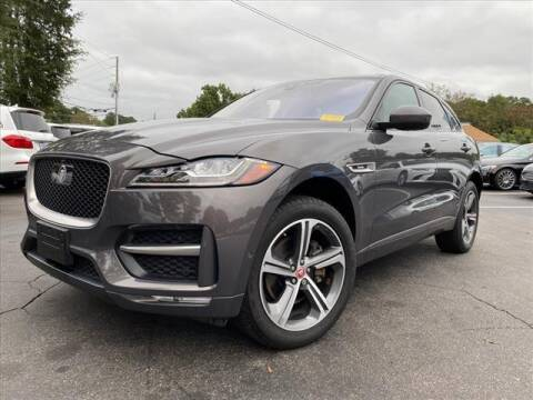 2017 Jaguar F-PACE for sale at iDeal Auto in Raleigh NC