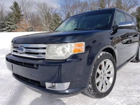 2010 Ford Flex for sale at Hilltop Auto in Prescott MI