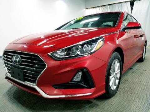 2019 Hyundai Sonata for sale at NW Automotive Group in Cincinnati OH
