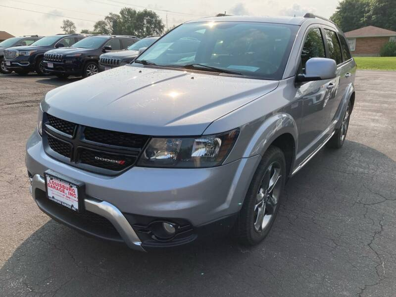 2017 Dodge Journey for sale at Louisburg Garage, Inc. in Cuba City WI
