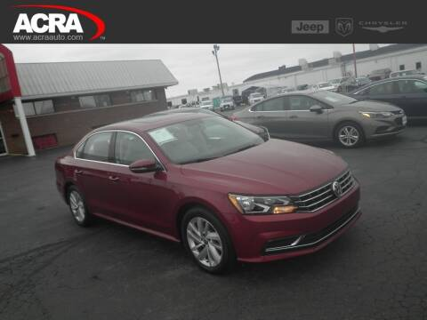2018 Volkswagen Passat for sale at BuyRight Auto in Greensburg IN
