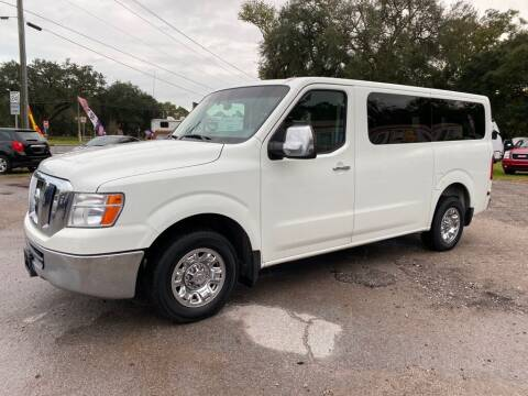 2014 Nissan NV Passenger for sale at Right Price Auto Sales in Waldo FL