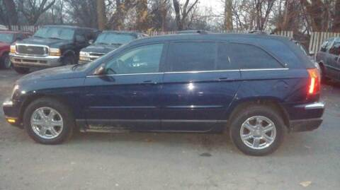 2005 Chrysler Pacifica for sale at Inter Car Inc in Hillside NJ