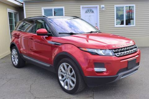 2015 Land Rover Range Rover Evoque for sale at Alaska Best Choice Auto Sales in Anchorage AK