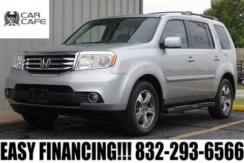 2013 Honda Pilot for sale at CAR CAFE LLC in Houston TX