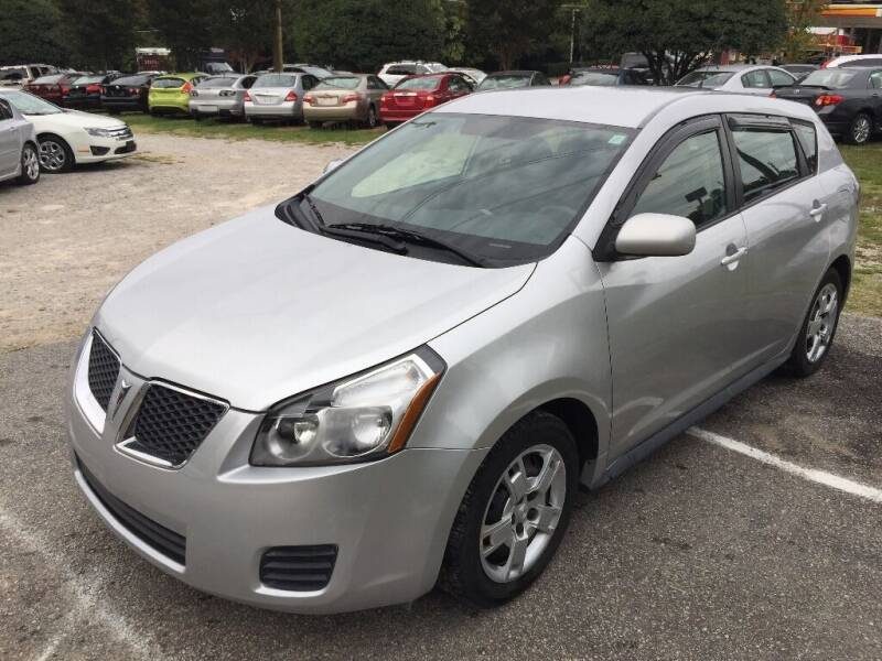 2009 Pontiac Vibe for sale at Deme Motors in Raleigh NC