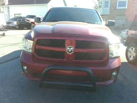 2014 RAM Ram Pickup 1500 for sale at Paul's Auto Inc in Bethlehem PA