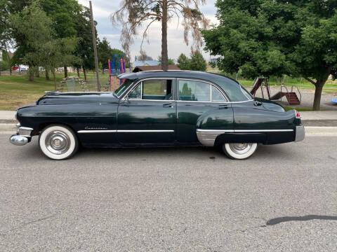 1949 Cadillac 4 Door Sedan  for sale at Retro Classic Auto Sales in Fairfield WA