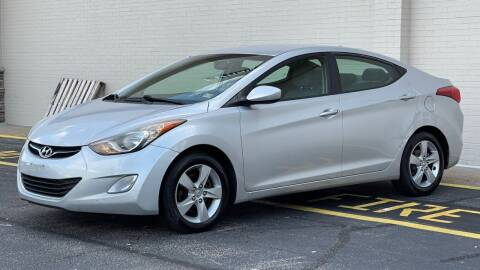 2012 Hyundai Elantra for sale at Carland Auto Sales INC. in Portsmouth VA