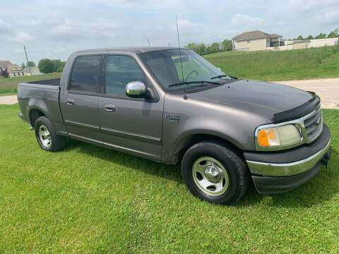 2002 Ford F-150 for sale at Nice Cars in Pleasant Hill MO