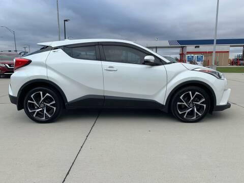 2018 Toyota C-HR for sale at Sportline Auto Center in Columbus NE