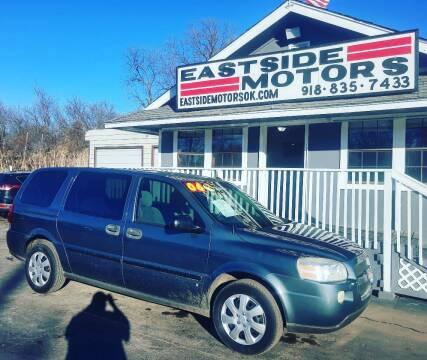 2006 Chevrolet Uplander for sale at EASTSIDE MOTORS in Tulsa OK