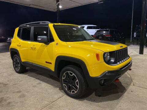 2016 Jeep Renegade for sale at GABBY'S AUTO SALES in Valparaiso IN