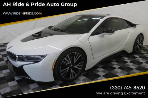 2014 BMW i8 for sale at AH Ride & Pride Auto Group in Akron OH