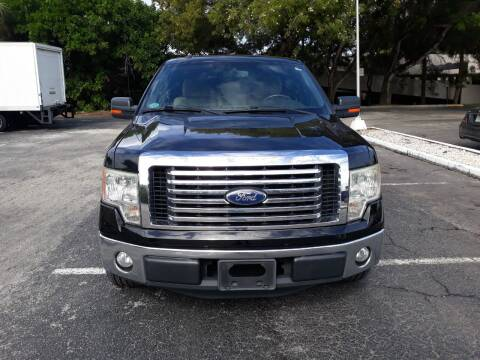 2011 Ford F-150 for sale at LAND & SEA BROKERS INC in Deerfield FL