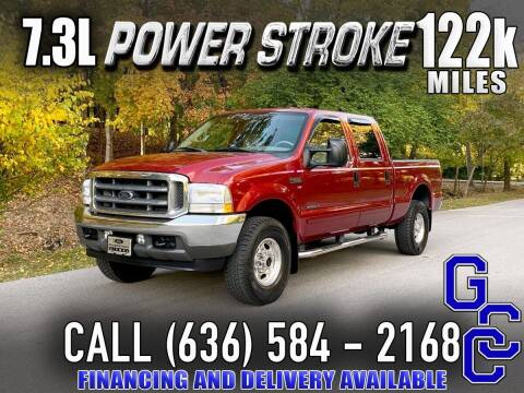 2002 Ford F-250 Super Duty for sale at Gateway Car Connection in Eureka MO