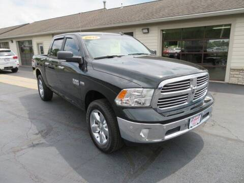 2017 RAM Ram Pickup 1500 for sale at Tri-County Pre-Owned Superstore in Reynoldsburg OH