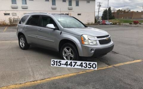 2006 Chevrolet Equinox for sale at Dominic Sales LTD in Syracuse NY