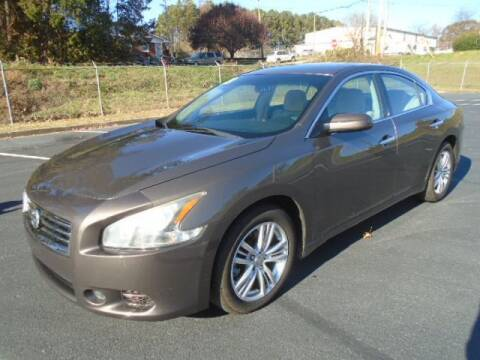 2013 Nissan Maxima for sale at Atlanta Auto Max in Norcross GA