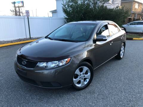 2010 Kia Forte for sale at Giordano Auto Sales in Hasbrouck Heights NJ