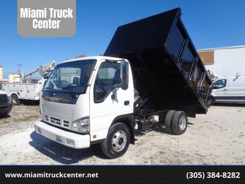 2006 Isuzu NPR for sale at Miami Truck Center in Hialeah FL