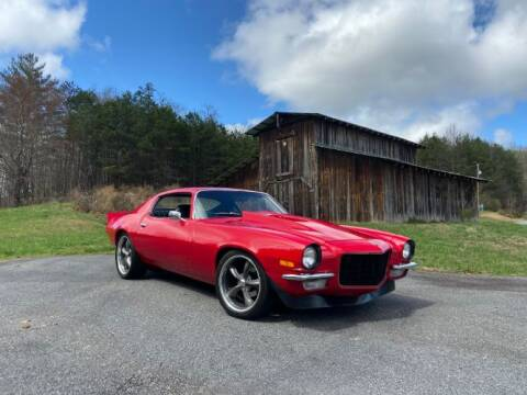 1972 Chevrolet Camaro for sale at Classic Car Deals in Cadillac MI