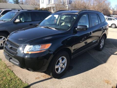 2008 Hyundai Santa Fe for sale at Doug Dawson Motor Sales in Mount Sterling KY