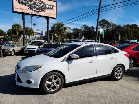 2013 Ford Focus for sale at Trust Motors in Jacksonville FL