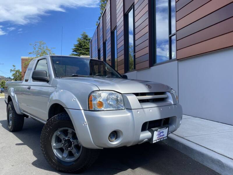 2004 Nissan Frontier for sale at DAILY DEALS AUTO SALES in Seattle WA