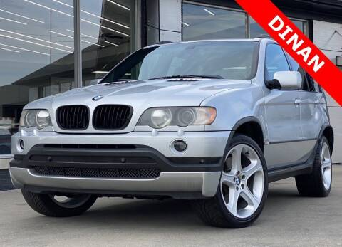 2002 BMW X5 for sale at Carmel Motors in Indianapolis IN