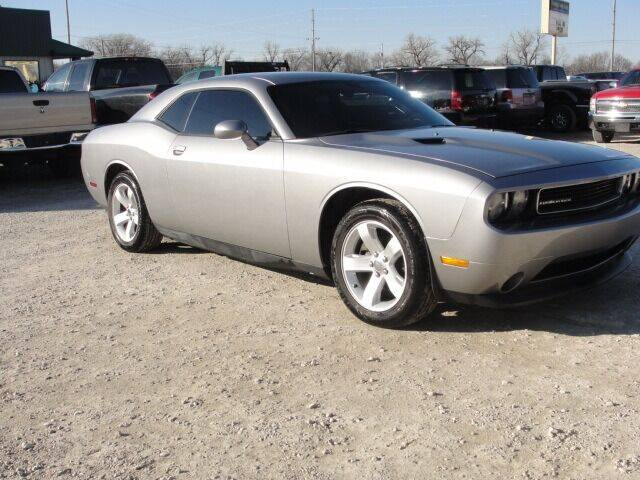 2011 Dodge Challenger for sale at Frieling Auto Sales in Manhattan KS