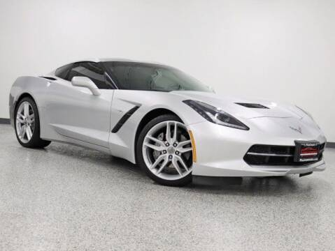 2019 Chevrolet Corvette for sale at PLATINUM MOTORSPORTS INC. in Hickory Hills IL
