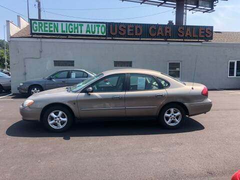 2002 Ford Taurus for sale at Green Light Auto in Sioux Falls SD