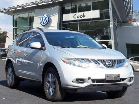 2013 Nissan Murano for sale at Ron's Automotive in Manchester MD