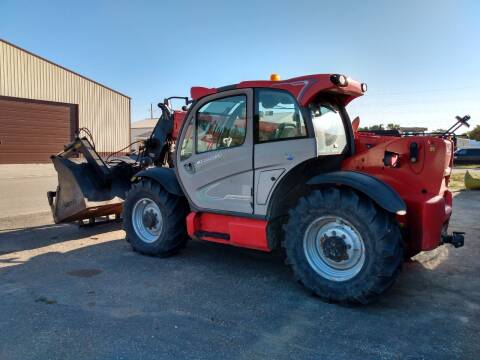 2015 MANITOU MLT840-115ST3B for sale at HALVORSON AUTO in Cooperstown ND
