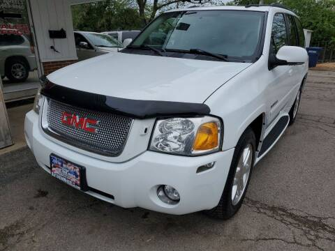 2009 GMC Envoy for sale at New Wheels in Glendale Heights IL