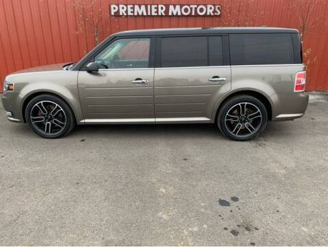 2013 Ford Flex for sale at PremierMotors INC. in Milton Freewater OR