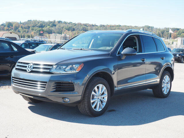 2013 Volkswagen Touareg for sale at Terrys Auto Sales in Somerset PA