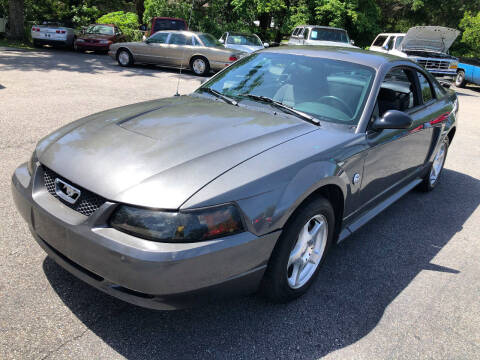 2004 Ford Mustang for sale at Muscle Cars USA 1 in Murrells Inlet SC