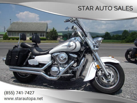 2004 Kawasaki VULCAN 1600 CLASSIC for sale at Star Auto Sales in Fayetteville PA