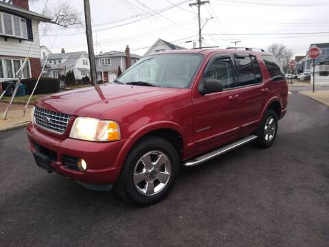 2004 Ford Explorer for sale at Blackbull Auto Sales in Ozone Park NY