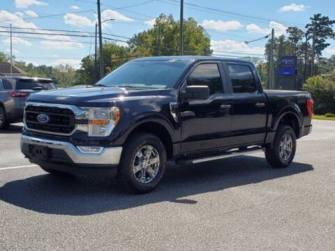 2021 Ford F-150 for sale at Gentry & Ware Motor Co. in Opelika AL
