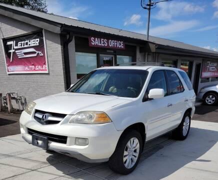 2006 Acura MDX for sale at Fletcher Auto Sales in Augusta GA